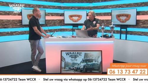 Webcast uitslag Waalre Individual Rally 2020