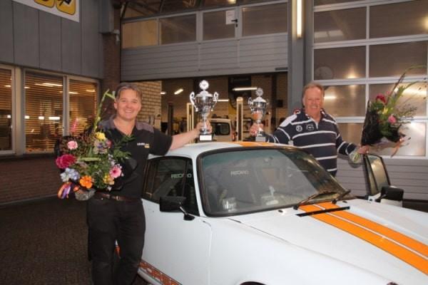 Winnaars Waalre Individual Rally 2020 - sportklasse